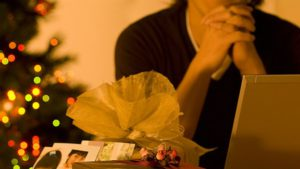 Wi-Fi Luces de Navidad