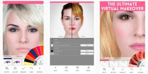 virtual-make - look